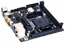 Test Mini-ITX Mainboards - Gigabyte GA-F2A88XN-WIFI