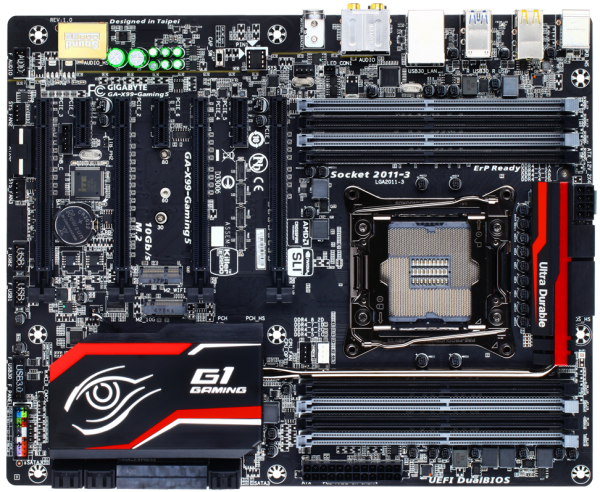 Gigabyte GA-X99-Gaming 5 Test - 1