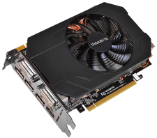 Test High End Grafikkarten - Gigabyte GeForce GTX 970 Mini
