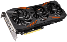 Test Grafikkarten - Gigabyte GTX 1070 G1 Gaming