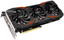 Test Grafikkarten - Gigabyte GTX 1080 G1 Gaming