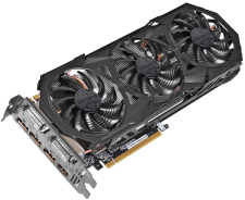 Test High End Grafikkarten - Gigabyte GTX 970 G1 Gaming (GV-N970G1 GAMING-4GD)