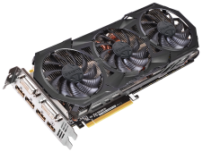 Test High End Grafikkarten - Gigabyte GTX 980 G1 Gaming (GV-N980G1 GAMING-4GD)
