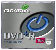 Test DVD-R - Gigatain DVD-R 16x