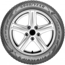 Test Winterreifen - Goodyear Ultragrip 9 (205/55 R16H)
