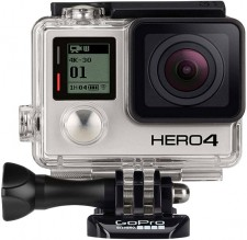 Test Action-Cams - GoPro Hero 4 Black Edition