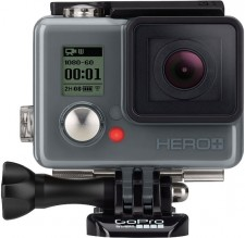 Test Action-Cams - GoPro Hero+