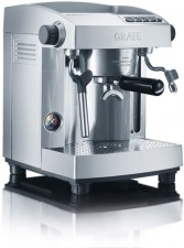 Test Espressomaschinen - Graef ES 90