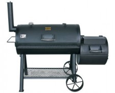 Test Holzkohlegrills - Grill'n Smoke by BBQ Scout Big Boy Modell 7620