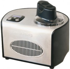 Test Eismaschinen mit Kompressor - H.Koenig Ice Cream Maker HF250