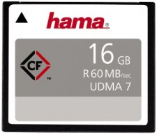Test Compact Flash (CF) - Hama CF 60MB/s UDMA