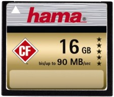 Test Compact Flash (CF) - Hama CF 90MB/s UDMA