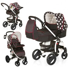 Test Kinderwagen - Hauck Malibu XL All in One