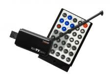 Test DVB-T-Sticks - Hauppauge WinTV aero
