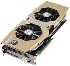 Test Aktuelle AMD-Grafikkarten - HIS Radeon R9 280 IceQ X2