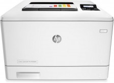 Test Farb-Laserdrucker - HP Color LaserJet Pro M452dn