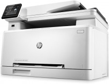 Test Laserdrucker - HP LaserJet Color Pro MFP M274n
