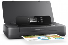 Test A4-Drucker - HP OfficeJet 200