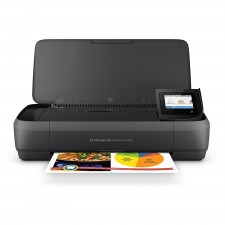Test Drucker - HP Officejet 250