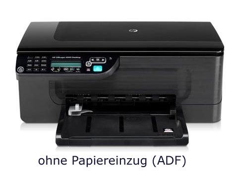 hp officejet 4500 serie drucker im test. Black Bedroom Furniture Sets. Home Design Ideas
