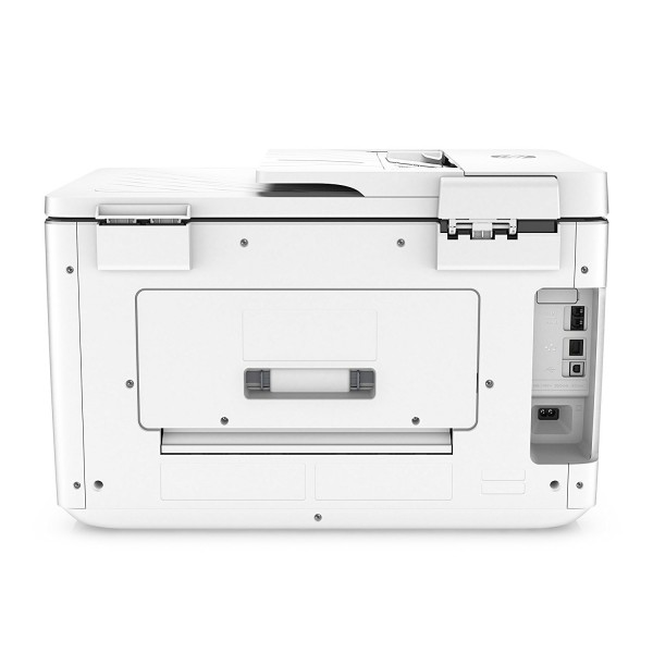 HP OfficeJet Pro 7740 A3 Test - 2