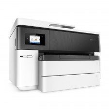 Test Drucker - HP OfficeJet Pro 7740 A3