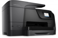 Test A4-Drucker - HP OfficeJet Pro 8710