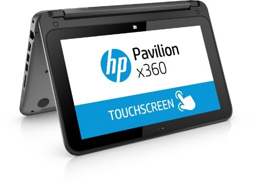 HP Pavilion X360 Test - 3