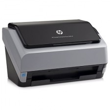 Test Einzugsscanner - HP Scanjet Enterprise Flow 5000
