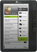 Test eBook-Reader bis 50 Euro - Icarus Omnia