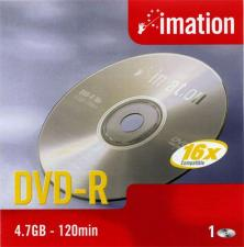 Test DVD-R - Imation DVD-R 16x