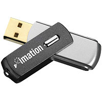 Test USB-Sticks mit 32 GB - Imation Swivel