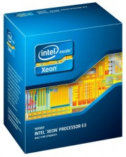Test Intel Sockel 1155 - Intel Xeon E3-1230 v2