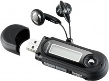 Test MP3-Player bis 100 Euro - Intenso Music Walker