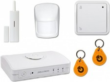Test Alarmanlagen - Jablotron Azor Start-GSM-Alarm-Set