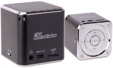 Test MP3-Player bis 50 Euro - Jay-Tech Mini-Lautsprecher und MP3-Player SA101
