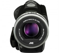 Test Full-HD-Camcorder - JVC Everio GZ-EX315