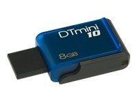 Test USB-Sticks mit 32 GB - Kingston Data Traveler Mini 10