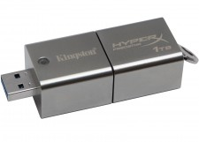 Test USB-Sticks mit 256 GB - Kingston HyperX Predator