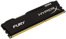 Test DDR4 - Kingston HyperX Fury 4x4 GB DDR4-2400