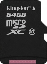 Test Secure Digital (SD) - Kingston Klasse 10 microSD-Karte