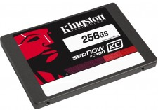 Test Festplatten - Kingston SSDNow KC400