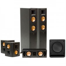 Test Soundsysteme - Klipsch Reference MkII-Set