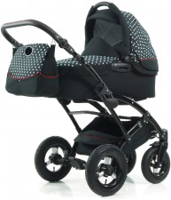Test Kinderwagen - Knorr-Baby Voletto
