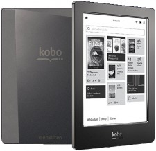 Test eBook-Reader - Kobo Aura H2O