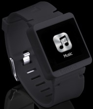 Test Touchscreen-MP3-Player - Lenco MP3-Sportwatch 100 mit Bluetooth