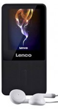 Test MP3-Player bis 16 GB - Lenco Xemio 6531