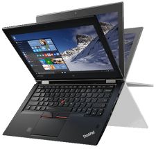Test Subnotebooks - Lenovo ThinkPad Yoga 260