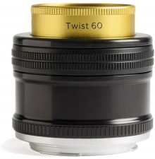 Test Lensbaby Twist 60