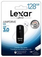 Test USB-Sticks mit USB 3.0 - Lexar Jumpdrive S35